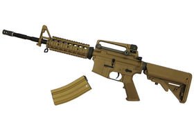 M4 RIS AEG FDE [Gen 2]-Rifles-Crown Airsoft