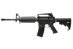 WE Tech M4A1 AEG Rifle(Black)-Rifles-Crown Airsoft