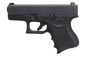 WE Tech G series G27 GBB pistol (Black)-Pistols-Crown Airsoft