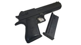 (Pre Order!!!) Cybergun licensed Desert Eagle XIX .50AE GBB pistol with marking (Black)-Pistols-Crown Airsoft