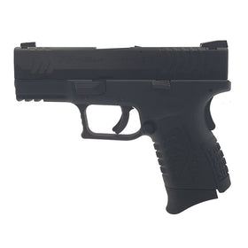 HK3 XDM Ultra Compact X3.8 GBB Pistol with 2 mag (Full marking)-Pistols-Crown Airsoft