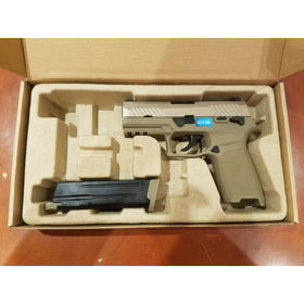 AEG F18 (P320)-Pistols-Crown Airsoft