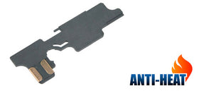 Anti-Heat Selector Plate for G3 Series-Internal Parts-Crown Airsoft