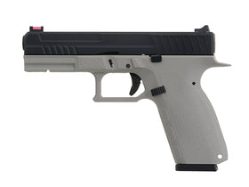 KJ Works KP-13-MS GBB Gas Version - Urban Grey-Pistols-Crown Airsoft
