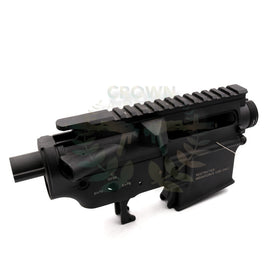 G&P Metal Body for M4 AEG (B Special Edition)-Receiver body-Crown Airsoft