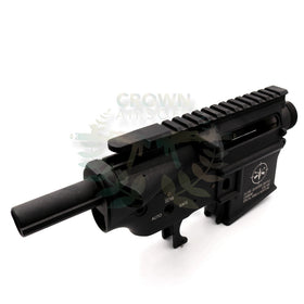 G&P Metal body for M4 AEG(Troy)-Receiver body-Crown Airsoft