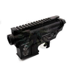 G&P Metal Body for M4 AEG ( Navy ver. B)-Receiver body-Crown Airsoft