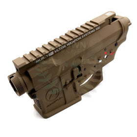 G&P TAN MAGPUL TYPE METAL BODY-Receiver body-Crown Airsoft