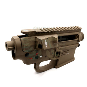 G&P TAN MAGPUL TYPE METAL BODY-Rifle Parts-Crown Airsoft