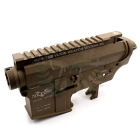 G&P Metal Body for M4 AEG ( FDE, MUR/VLTOR)-Receiver body-Crown Airsoft
