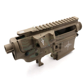 G&P Metal Body for M4 AEG ( FDE, MUR/VLTOR)-Rifle Parts-Crown Airsoft