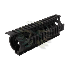 "Madbull 7"" DD Lite (Black)-Rails-Crown Airsoft"