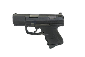 WE Tech P99 compact GBB PIstol (Black)-Pistols-Crown Airsoft
