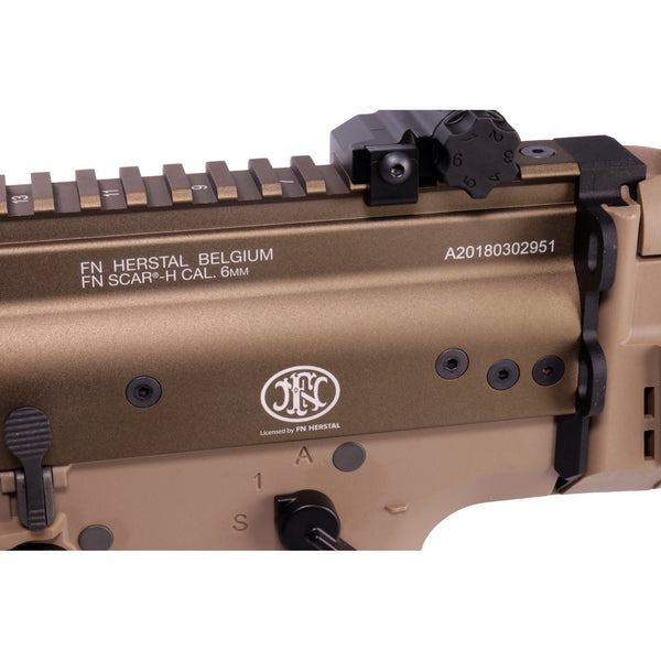 Scar 17 Competition