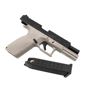 KJ Works KP13 CO2 GBB pistol-Pistols-Crown Airsoft