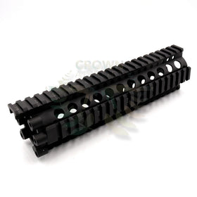 "Madbull 9"" BK LITE RAIL HANDGUAR-Rails-Crown Airsoft"