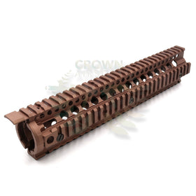 "Madbull 12"" DD OMEGA RAIL (FDE)-Rails-Crown Airsoft"