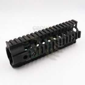 "Madbull 7"" DD OMEGA X RAIL(Black)-Rails-Crown Airsoft"