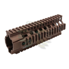 "Madbull 7"" DD Omega Rail ( FDE)-Rails-Crown Airsoft"