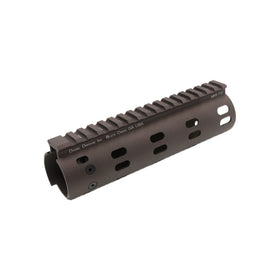 "Madbull 7""DD Modular Float Rail (FDE)-Rails-Crown Airsoft"