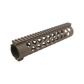 "Madbull 9"" TRX Extreme Battle Rail (FDE)-Rails-Crown Airsoft"