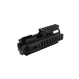 Madbull PWS SCAR Rail Extension (Black)-Rails-Crown Airsoft
