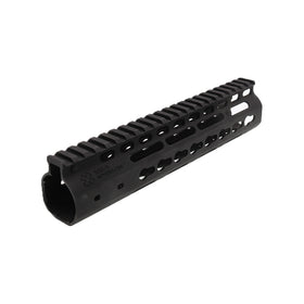 "Madbull 9"" NOVESKE NSR HANDGUARD (Black)-Rails-Crown Airsoft"