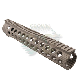"Madbull 11"" Troy Licensed TRX Rail (FDE)-Rails-Crown Airsoft"