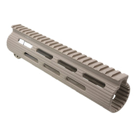 "Madbull Viking Tactics Extreme Battle Rail 9"" (FDE)-Rails-Crown Airsoft"