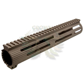 "Madbull VIKING TACTICS EXTREME BATTLERAIL 11""(FDE)-Rails-Crown Airsoft"