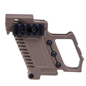G Series Pistol Stabilizer-Pistol Parts-Crown Airsoft