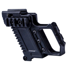 Nylon fiber magazine Tactical Pistol Stock Adapter FOR G-Series-Accessories-Crown Airsoft