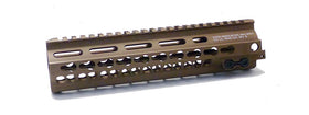 "G Style SMR MK5 9.5"" Rail (Dark Bronze) (TM M31.8 / P1.5)-Rails-Crown Airsoft"
