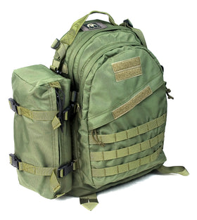 Phantom tactical gear 3Day combat backpack(Olive Drab)-Combat Gear-Crown Airsoft