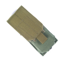 Phantom Tactical M4 magazine pouch (Olive Drab)-Combat Gear-Crown Airsoft