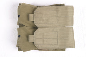 Phantom Tactical M4 double magazine pouch(Tan)-Combat Gear-Crown Airsoft