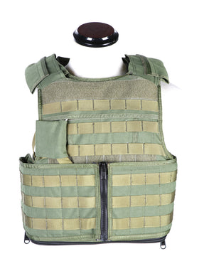 Phantom Tactical RAV Body armor (Olive Drab)-Combat Gear-Crown Airsoft