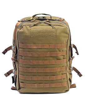 Phantom Tactical Medic backpack (Tan)-Combat Gear-Crown Airsoft