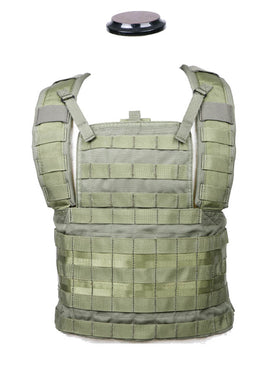 Phantom Tactical RRV Chest Rig MOLLE Platform(OD)-Combat Gear-Crown Airsoft
