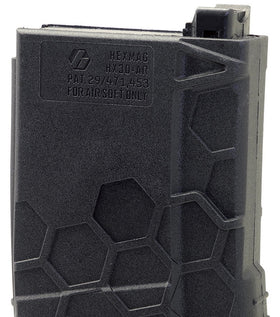 Hexmag Airsoft 120rds Polymer PTW Magazine(Olive Drab)-Rifle Magazines-Crown Airsoft