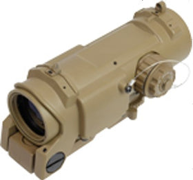 BOG SSR2702 DR Scope 4x32 (FDE)-Scopes & Optics-Crown Airsoft
