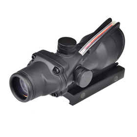 BOG SSR1902 ACOG TA31 Style Scope 4x32 (Black)-Scopes & Optics-Crown Airsoft
