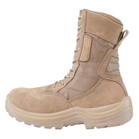 Tactical Tracker V2D Combat boots( Desert Tan)-combat gear-Crown Airsoft