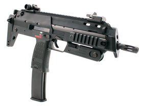 WE Tech MP7A1 GBBR (Black)-Rifles-Crown Airsoft
