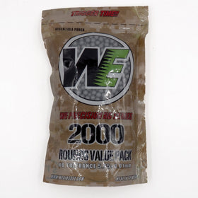 WE 0.4G 2000RDS-BB ammo-Crown Airsoft