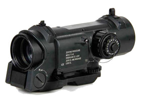 BOG SSR2702 DR Scope 4x32 (Black)-Scopes & Optics-Crown Airsoft