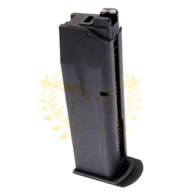 WE 26 Round Magazine for F226-A GBB (Black)-Pistol Magazines-Crown Airsoft