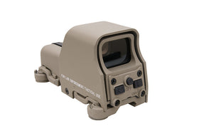 BOG 553 SSR 0009 Holo Reflex Sight (FDE)-Scopes & Optics-Crown Airsoft