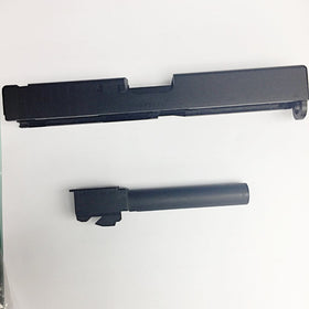 Metal slide with G-Marking for WE-Tech G17 Gen4 ( outer barrel included)-Accessories-Crown Airsoft