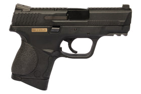 WE Tech Little Bird Dragon Scale GBB pistol (Black)-Pistols-Crown Airsoft